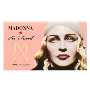 SOLD OUT TOO FACED MADONNA I RISE LIMITED EDITION